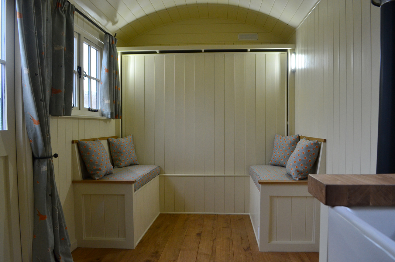 Gallery White Peak Shepherd Huts